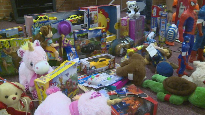 "Dudley's Dream Vacations is launching ""Christmas Smiles,"" an operation to collect as many toys..."