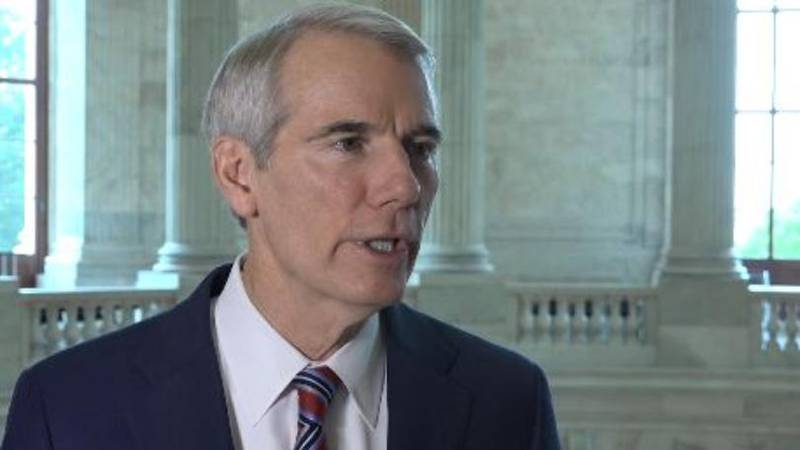 Sen. Rob Portman (R-OH) announced Monday that he will not seek re-election in 2022.