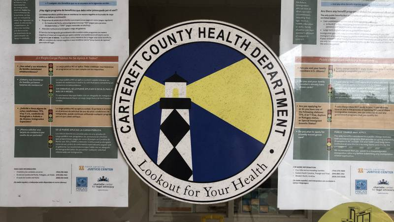 Carteret County health department