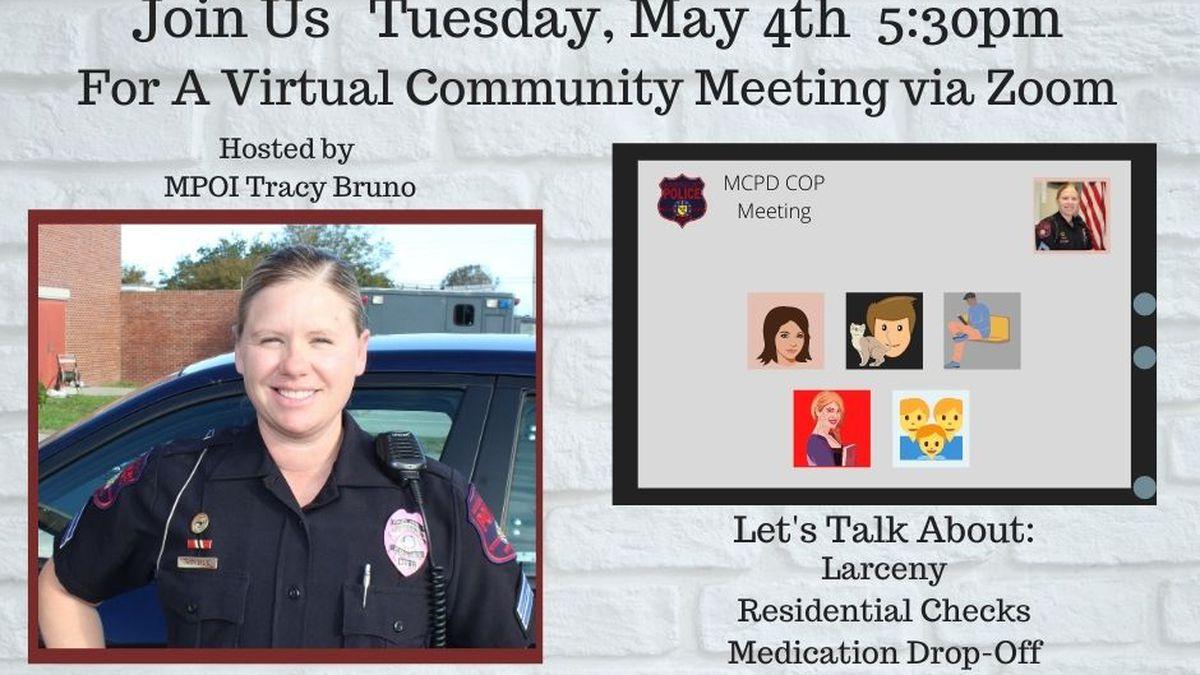 Morehead City Virtual Community Meeting