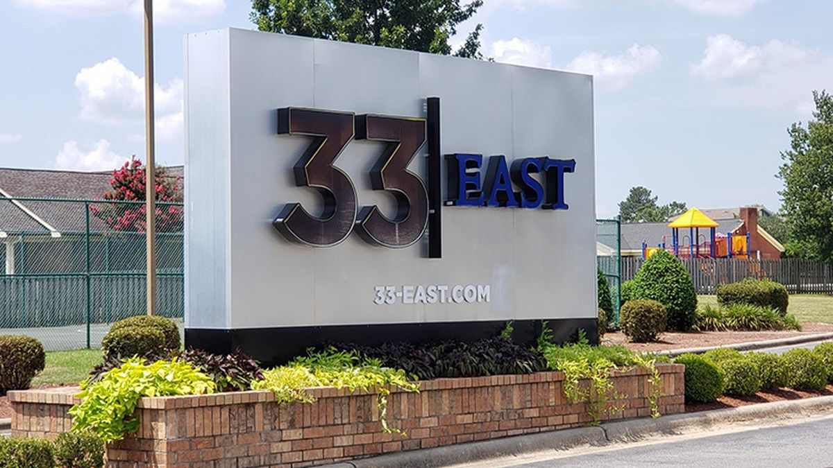 Police are investigating after an armed robbery Tuesday evening at 33 East apartments.