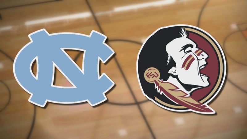 UNC at Florida State Basketball