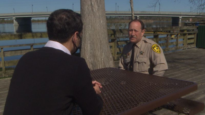 Col. Chris Thomas announced over the weekend he's running for sheriff of Onslow County.