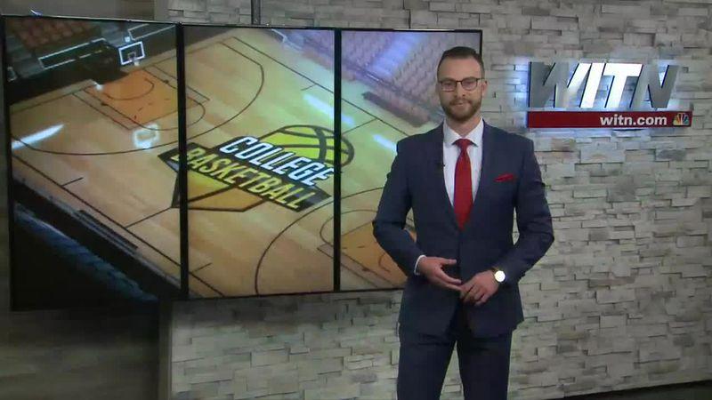 WITN at 6 Sportscast - Monday, Nov. 23