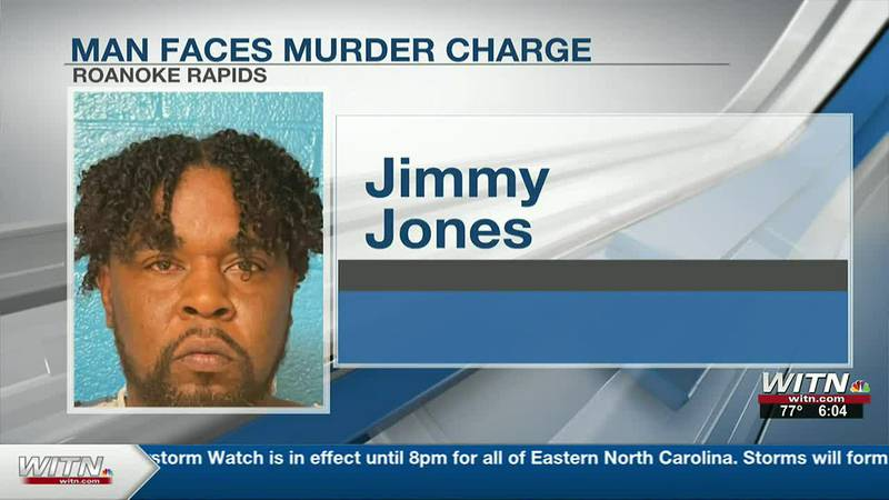 Man arrested in connection with fatal shooting in Roanoke Rapids