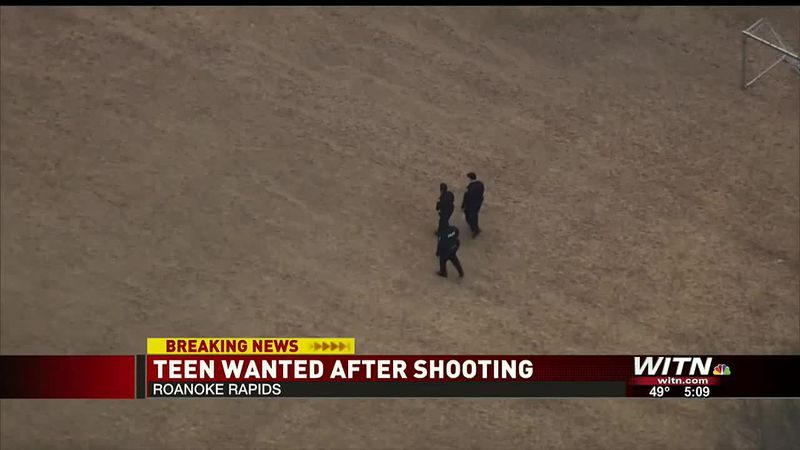 Teen wanted after two shot in Walmart parking lot