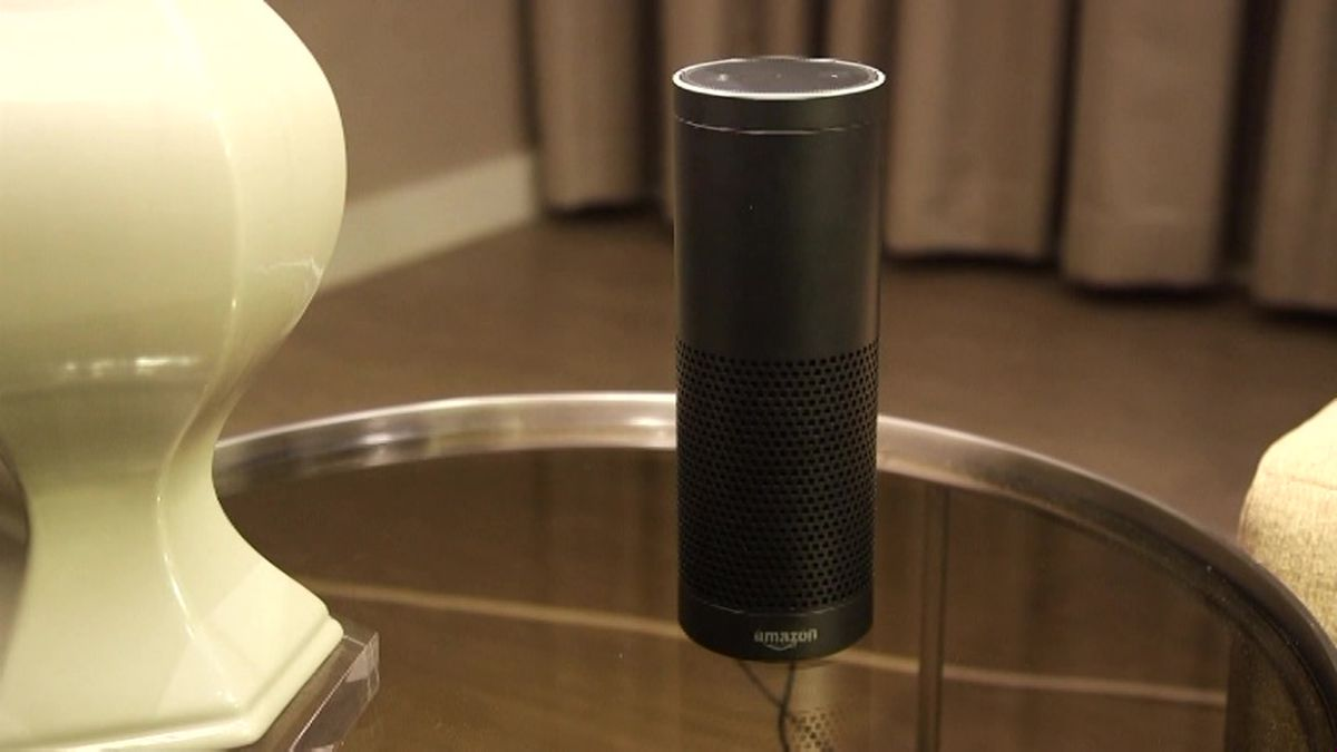 A group of researchers discovered they can hack Alexa and other voice assistants with a laser. (Source: CNN)