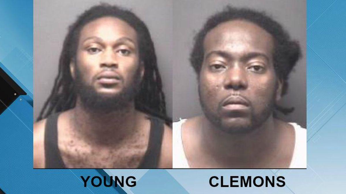 Million Dollar Bonds For Greenville Men Accused Of Drug