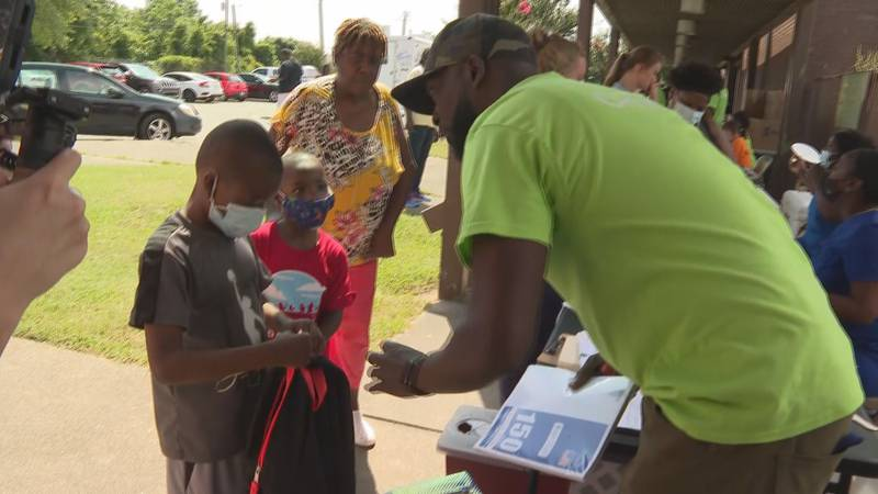 COVID vaccination and testing event held in Kinston