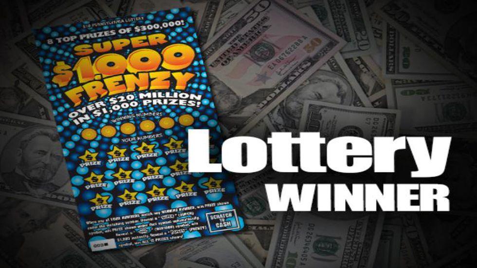 Man Wins Lottery
