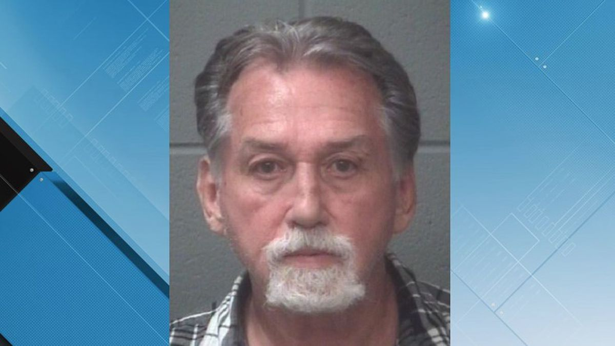 James Fredrick Hammontree arrested for allegedly sexually assaulting multiple family members.