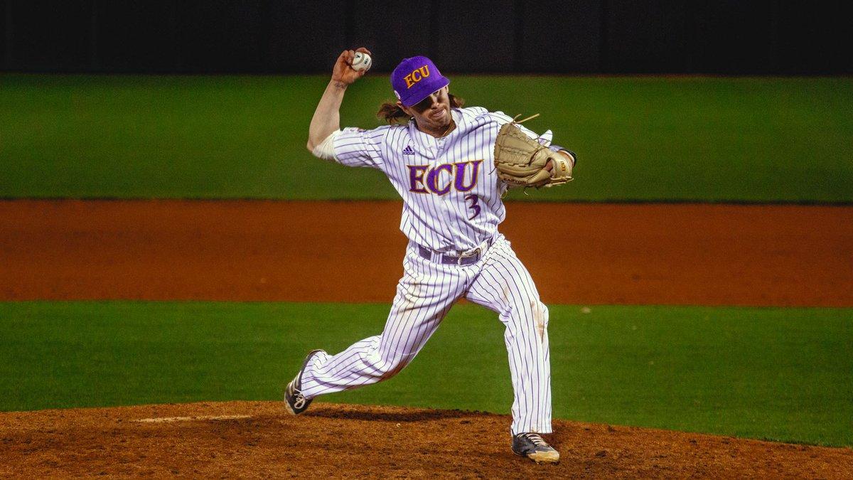 Ryder Giles ECU Baseball
