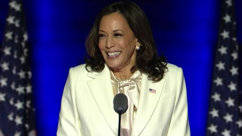 Kamala Harris makes history as Vice President Elect and inspires many in the East