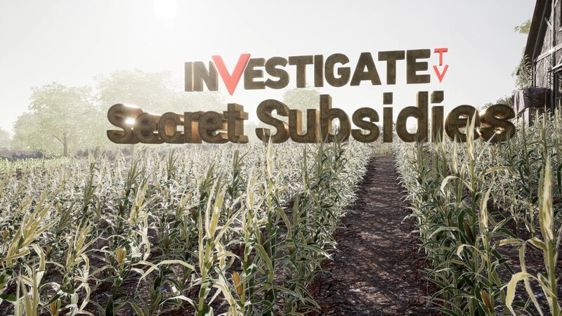 InvestigateTV looked at USDA documents to find out where farm subsidies are going, and who they...