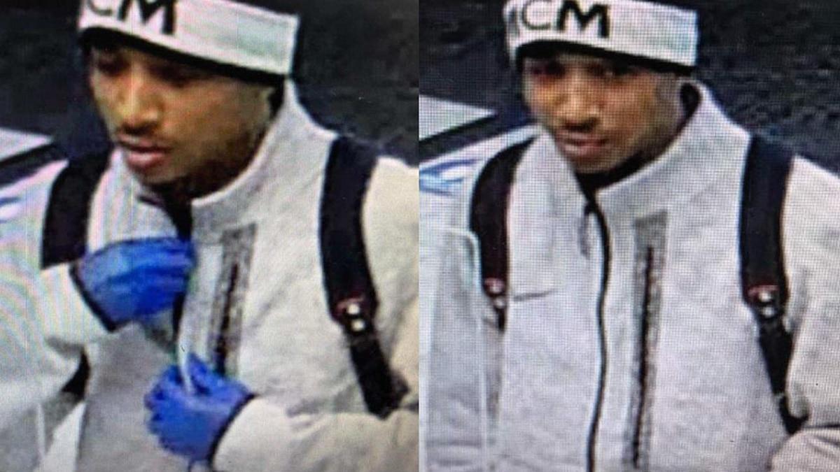 New Bern bank robbery
