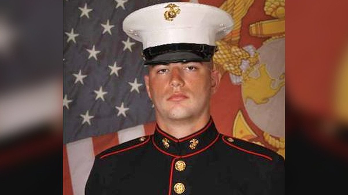 """Dalton Beals died Friday during an exercise known as """"The Crucible."""""""