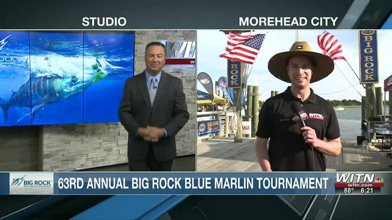 'Following Seas' leads after Day 1 of Big Rock