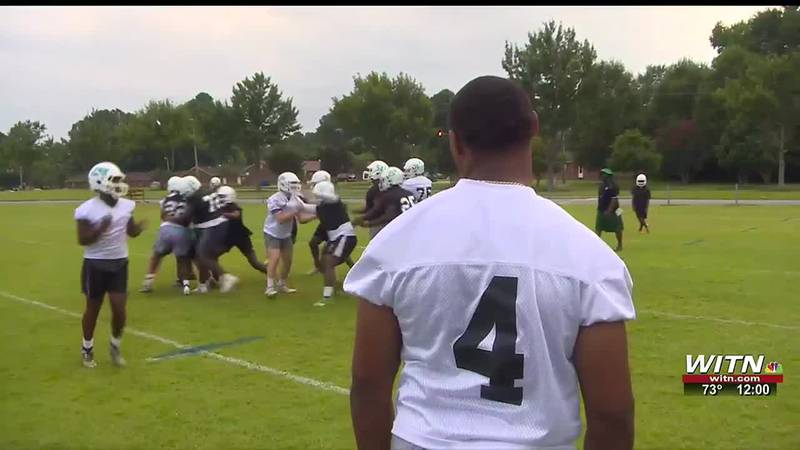 Opening day of high school fall sports, a short offseason for football teams