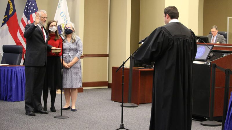 Price returns to Onslow County Commission to fill unexpired term of newly elected judge