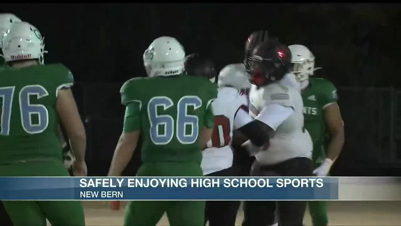School officials urge safety at high school sporting events