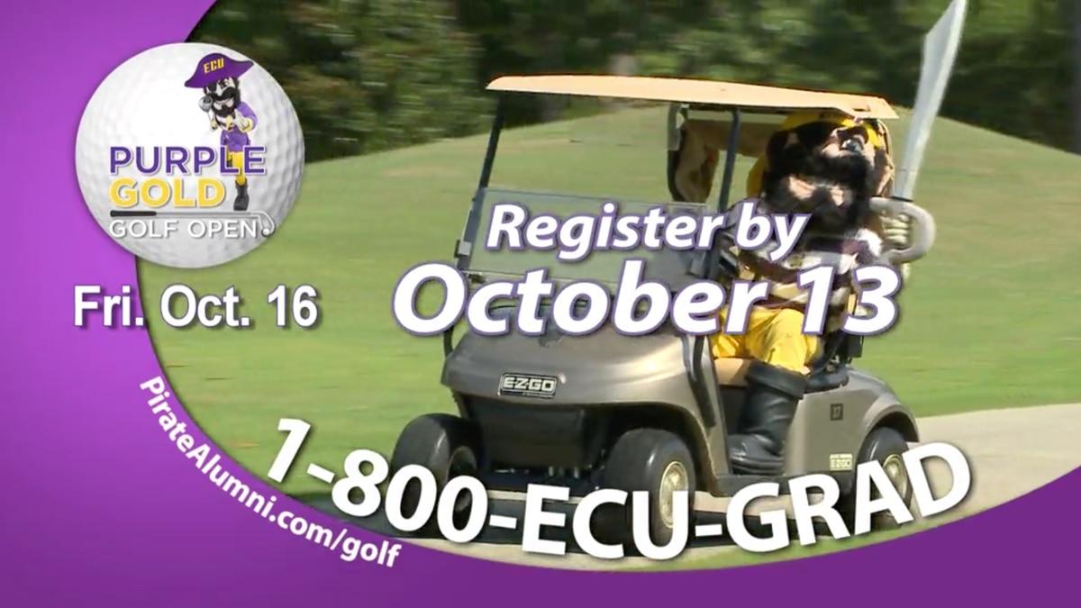 ECU Alumni Association's Purple Gold Golf Open