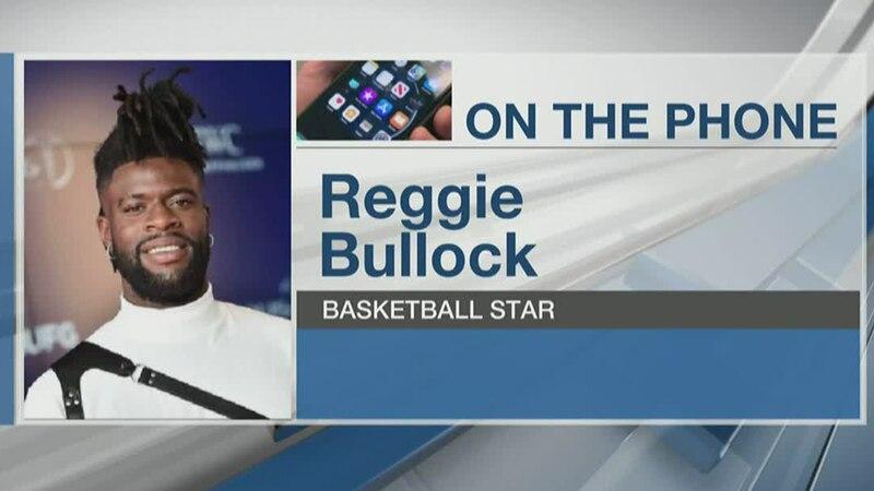 Reggie Bullock Kinston on UNC's Hubert Davis