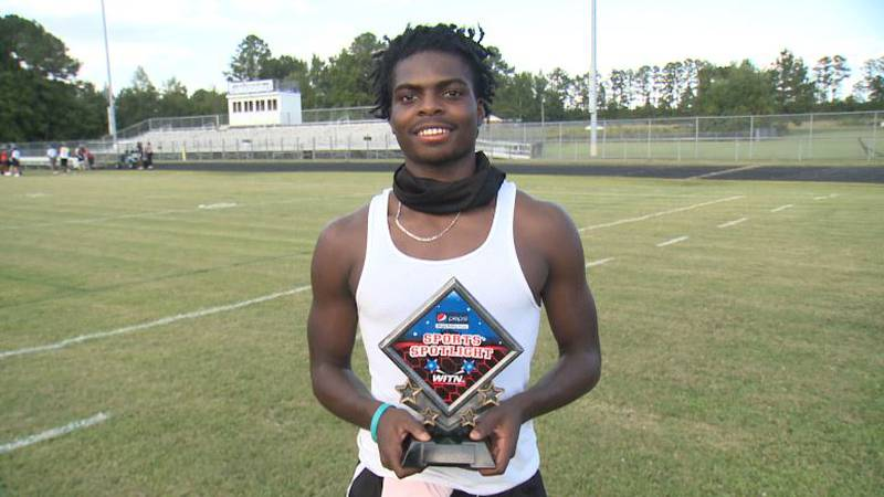 Southside running back Kenjray Coffield is our Pepsi Sports Spotlight this week.