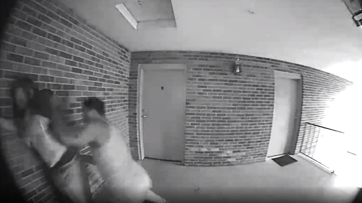 Greenville robbery caught on camera