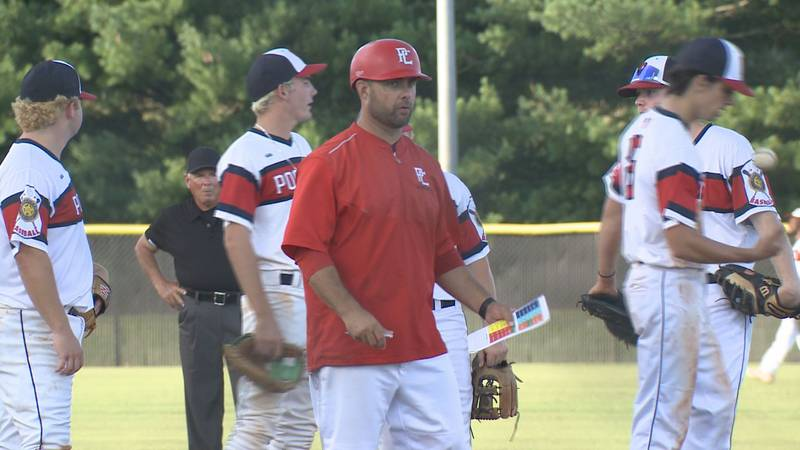 Ryan Meadows - Pitt County Post 39 American Leagion Baseball Head Coach
