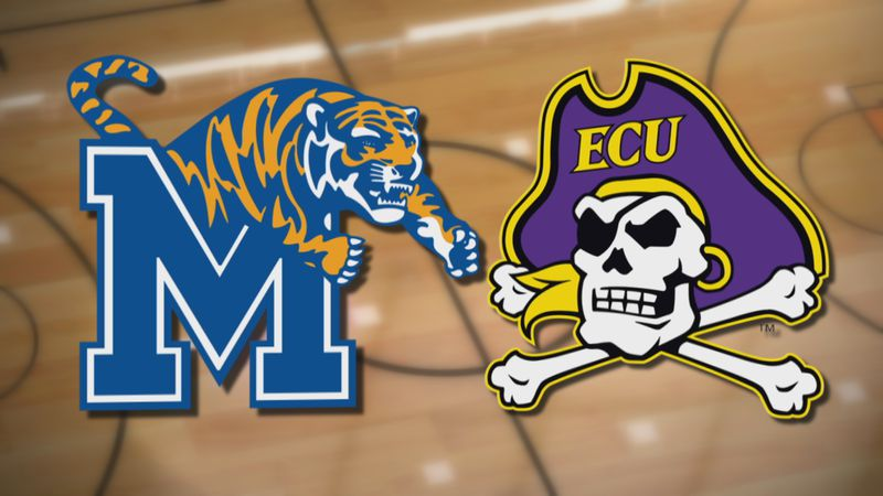 Memphis at ECU Basketball