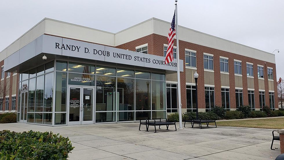 A Greenville man has been indicted for vandalizing the Federal Bankruptcy Court building in...