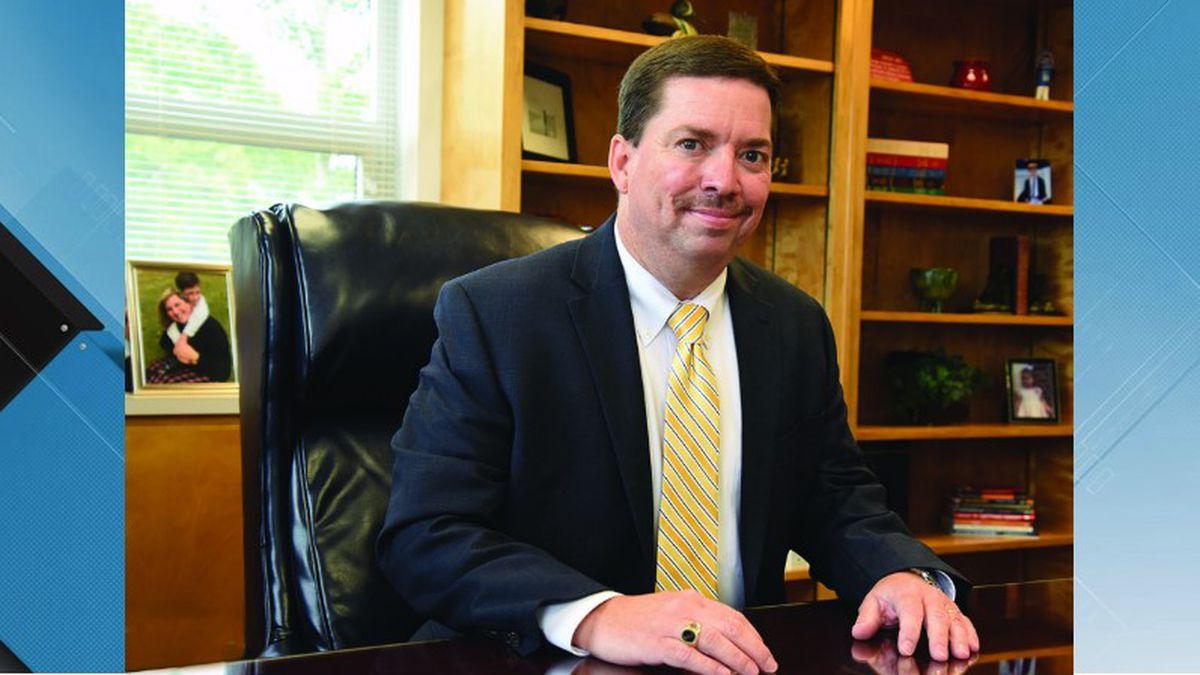 Lenoir County Public Schools Superintendent Brent Williams