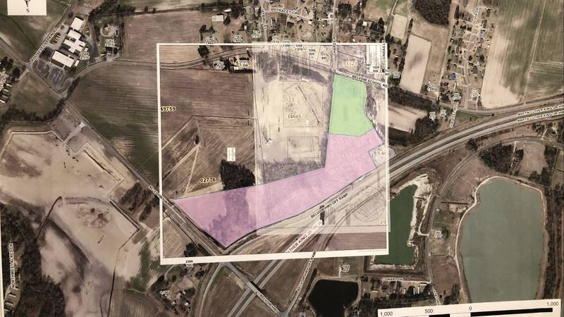 Pitt County could potentially see a new data center facility near Belvoir Elementary School.