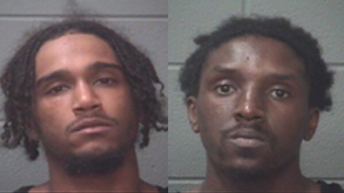 Thomas McCaskill and Khalil Savage are both charged with murder and felony assault.