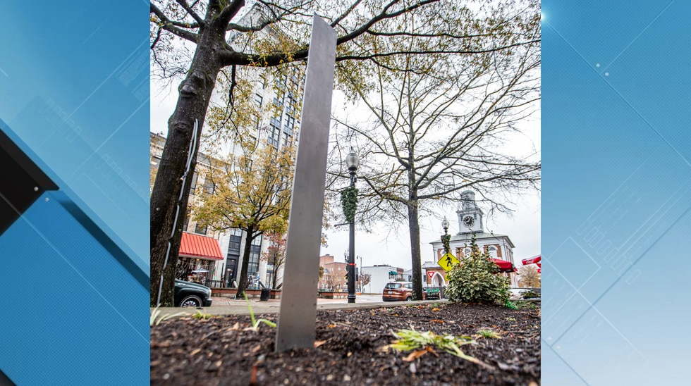 Fayetteville monolith