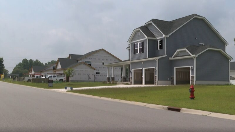 In June, sales of previously occupied homes increased.