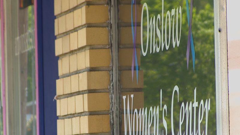 Onslow Women's Center.