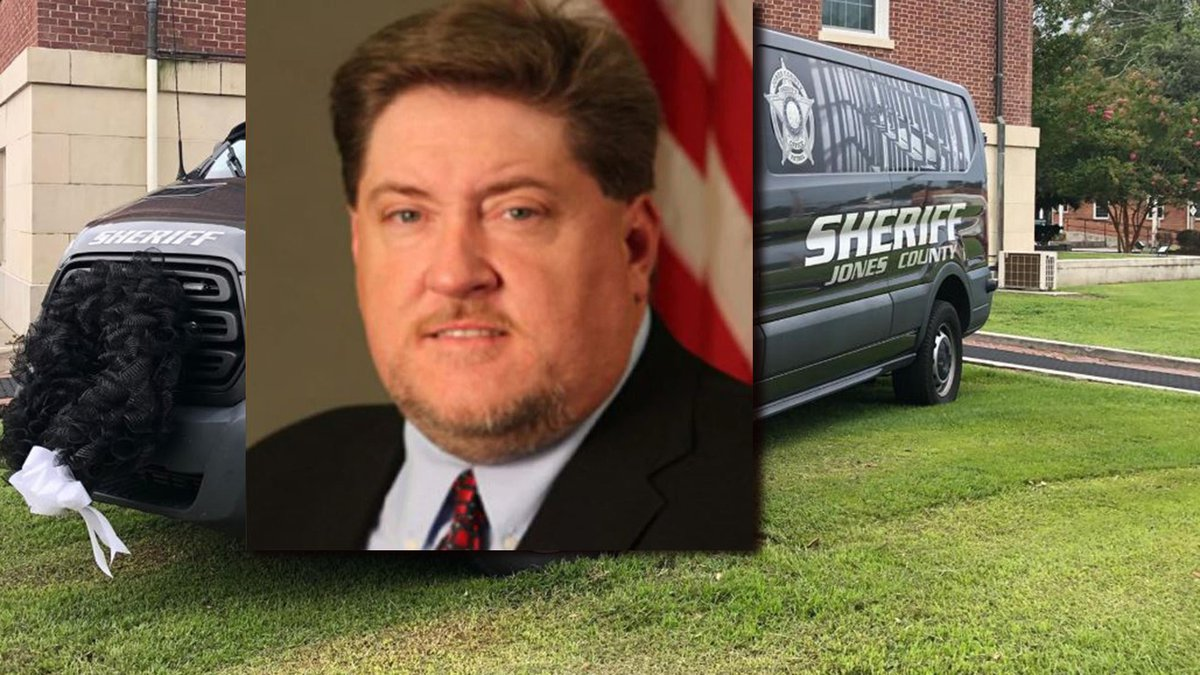 Sheriff Heath suddenly passed away on Monday.