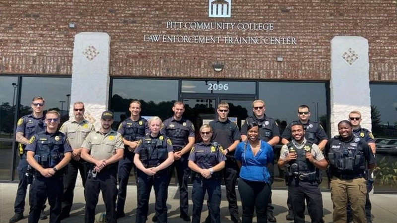 Officers and deputies in Pitt County complete training in how to respond better to people...