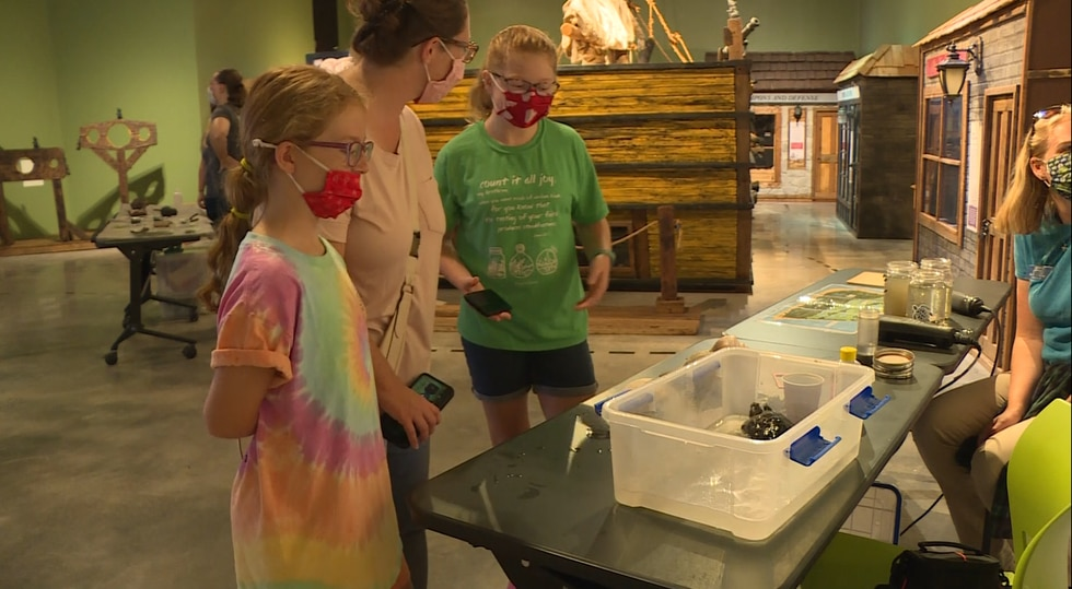 Uptown Greenville welcomes a new science resource