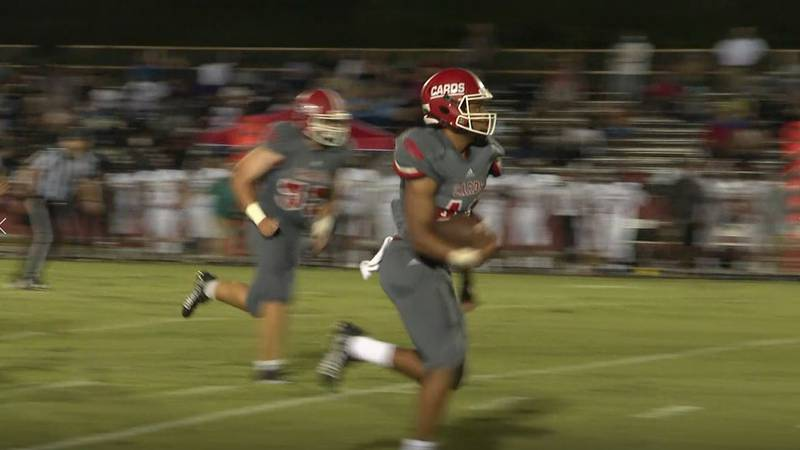 WITN End Zone high school football highlights for Week 6 Fall 2021