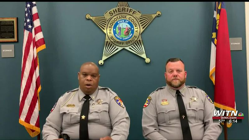 Pasquotank County Sheriff releases video statement on fatal shooting