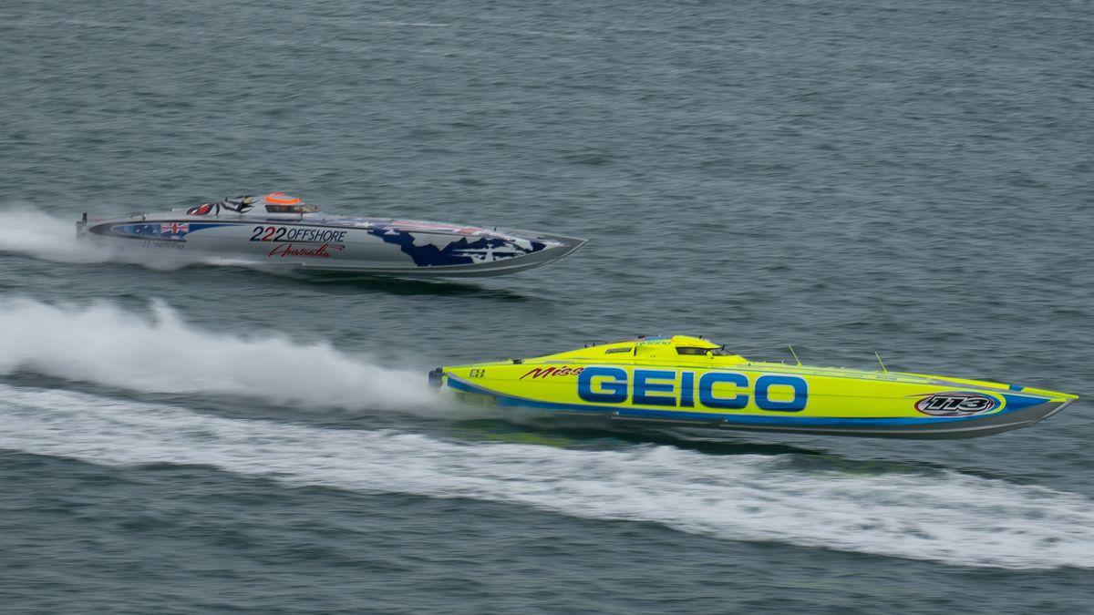 Grand Prix boat race