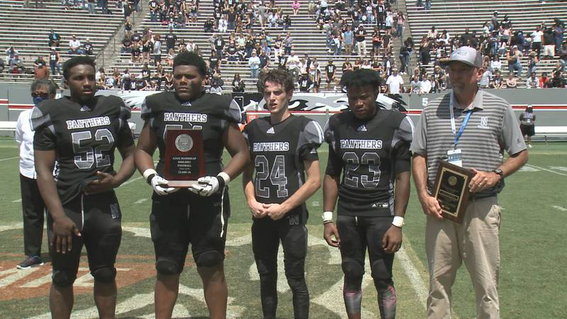 Northside-Pinetown falls to Murphy in 1A state title game