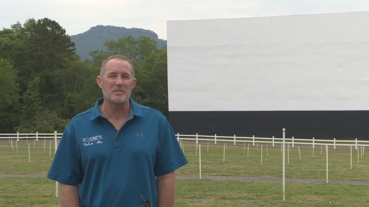 Nc Drive In Theater Finds New Purpose Amid Pandemic