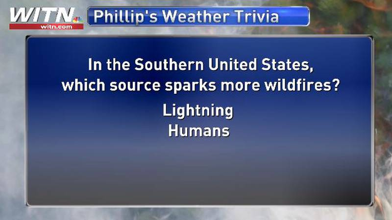 Phillip's Weather Trivia Question July 13