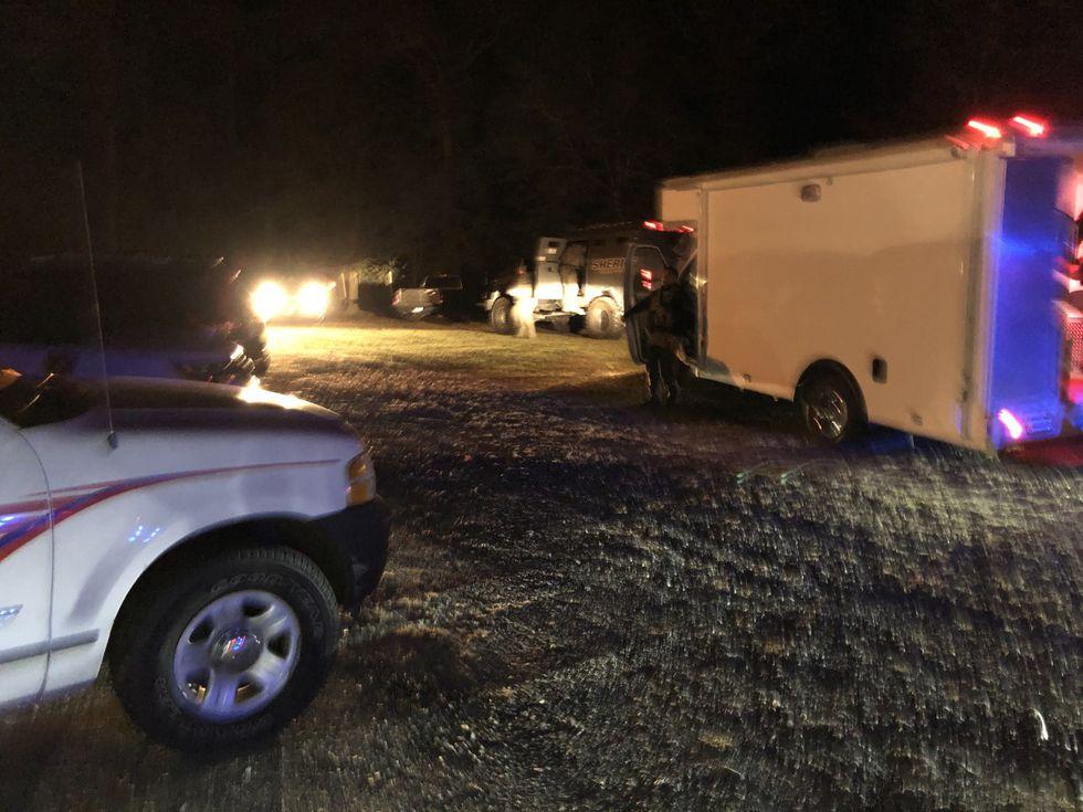 Lenoir County Deputy injured