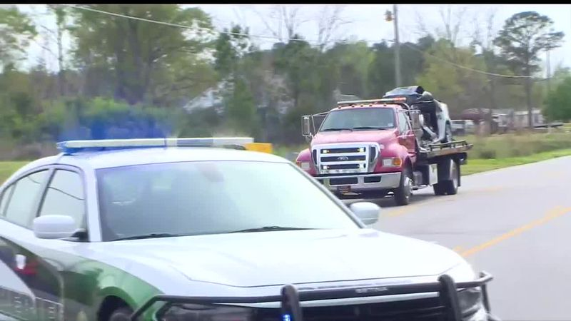 Charges pending in fiery crash that killed woman & granddaughter