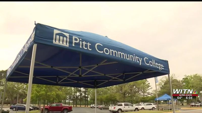 Pitt Community College spring fundraiser underway