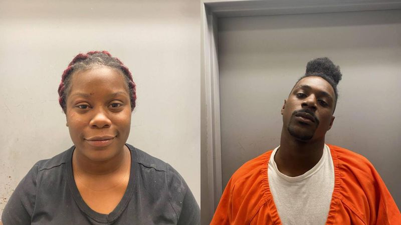 Xsavius White and Jadezah Smith both were charged in this case, Edgecombe County Sheriff's...